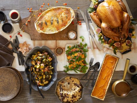 Why Thanksgiving is the Best Holiday-An Opinion