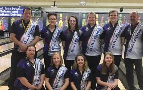 Brownsburg Girls Bowling Heads to State