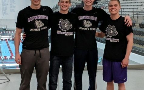 Q & A with State Swimmers