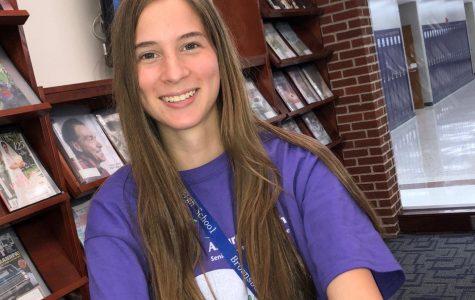 Student of the Week:  Sophomore Kate Blanton