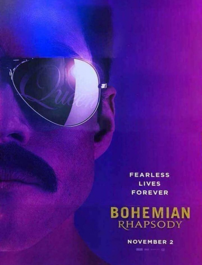 The Ones Who Made History in Rock and Roll:  Bohemian Rhapsody Review