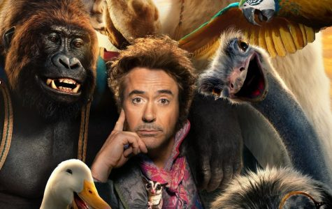Dr. Dolittle:  Movie Review