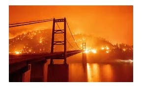 Fires on the West Coast