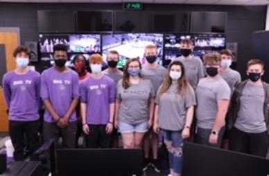BHS Live Team Helping You Stream